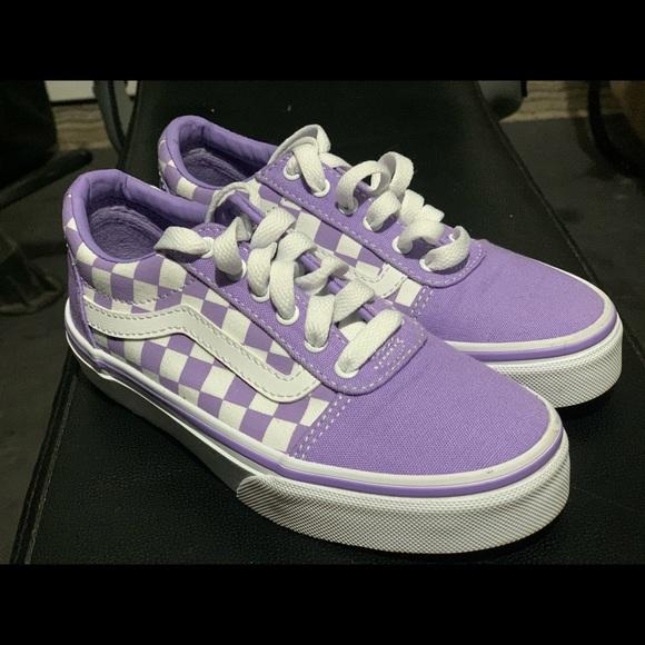 Vans Shoes   Girls Vans Size 3   Poshmark